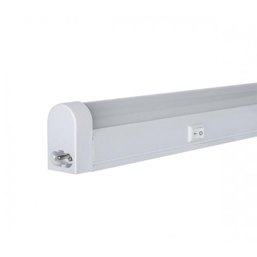 ΦΩΤΙΣΤΙΚO RAINBOW LED T5 5W 4000K 230V 320mm ΛΕΥΚΟ