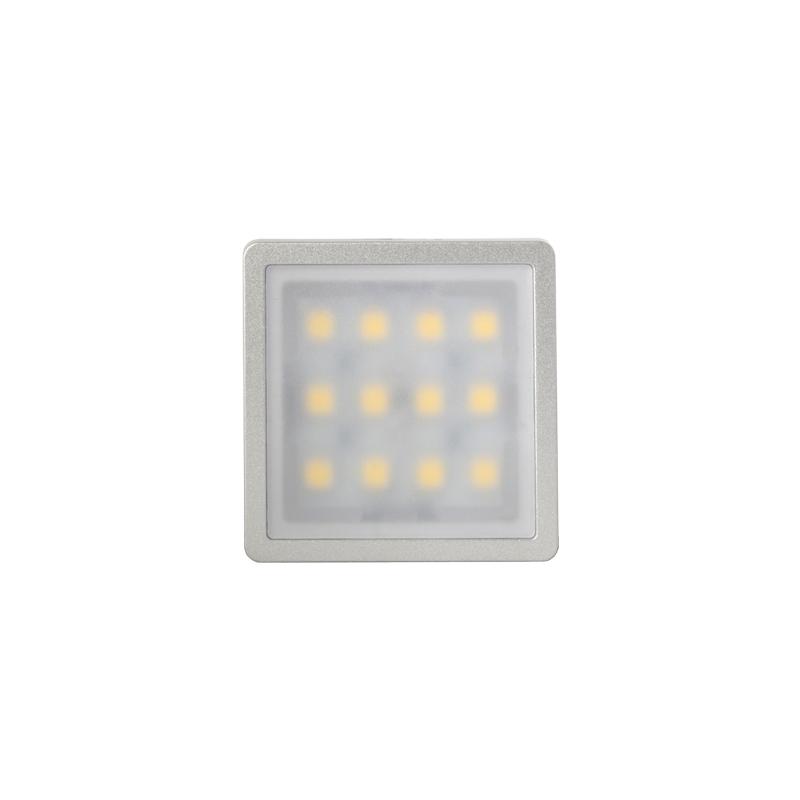 ΦΩΤΙΣΤΙΚO LED ΕΠΙΠΛΟΥ 2,4W 12VDC 4000-4300K