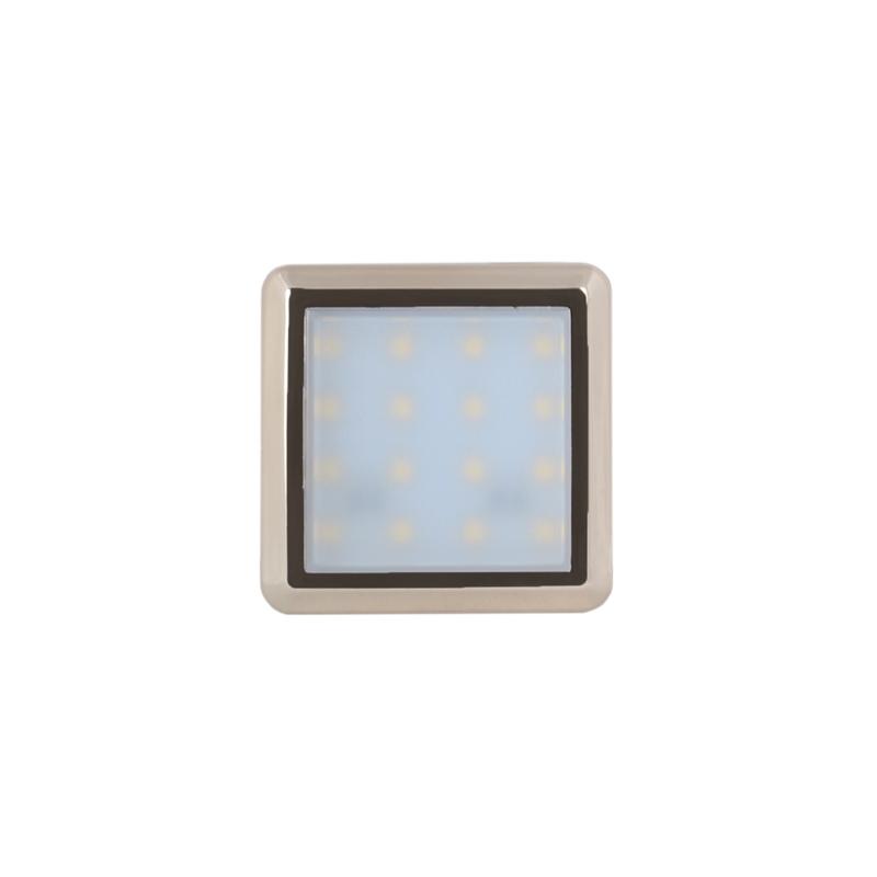 ΦΩΤΙΣΤΙΚO LED ΕΠΙΠΛΟΥ 1W 12VDC 4000-4300K