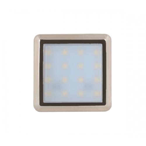 ΦΩΤΙΣΤΙΚO LED ΕΠΙΠΛΟΥ 1W 12VDC 2700-3000K