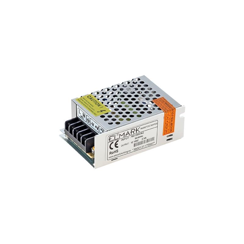 ΤΡΟΦΟΔΟΤΙΚΟ LED 36W 230VAC/12VDC