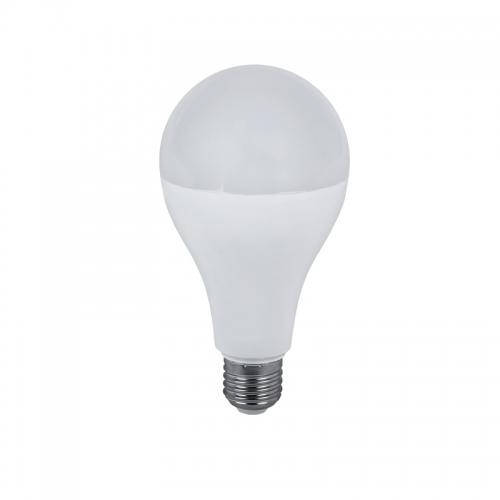 ΛΑΜΠΑ LED 8W E27 230V WARM WHITE