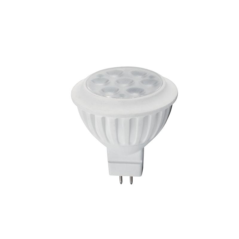 ΛΑΜΠΑ LED 6W GU5,3 12V WHITE