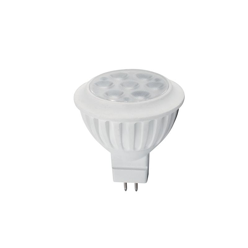 ΛΑΜΠΑ LED 6W GU5,3 12V WARM WHITE