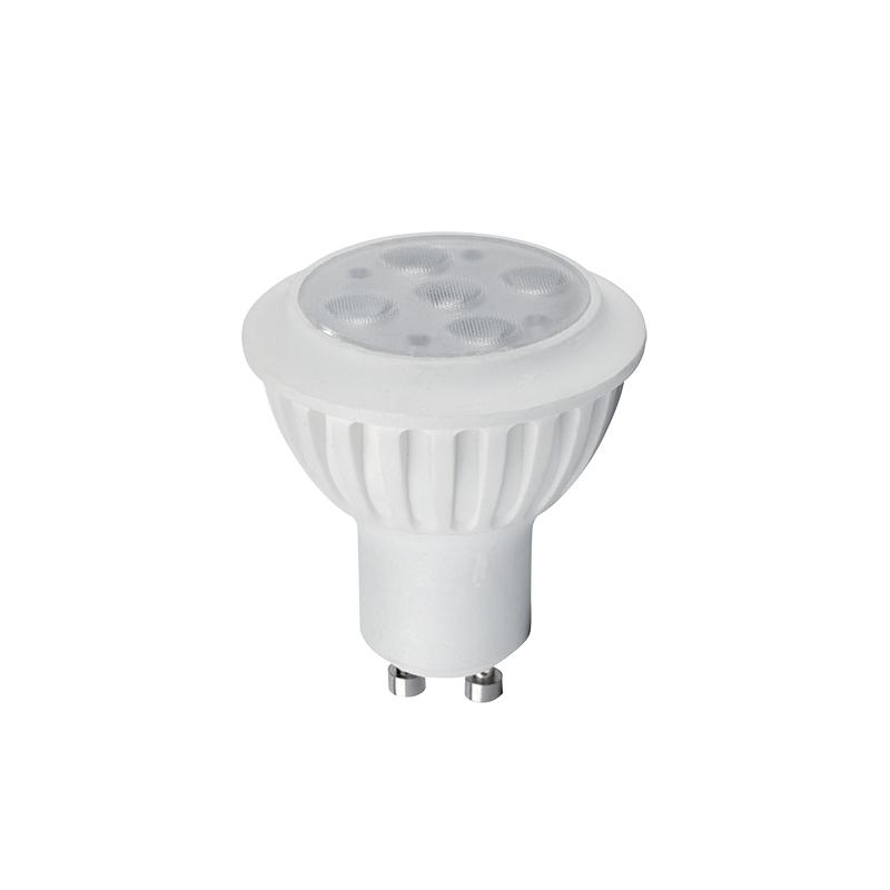 ΛΑΜΠΑ LED 6W GU10 230V WARM WHITE