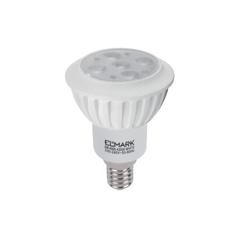 ΛΑΜΠΑ LED 6W E14 230V WHITE