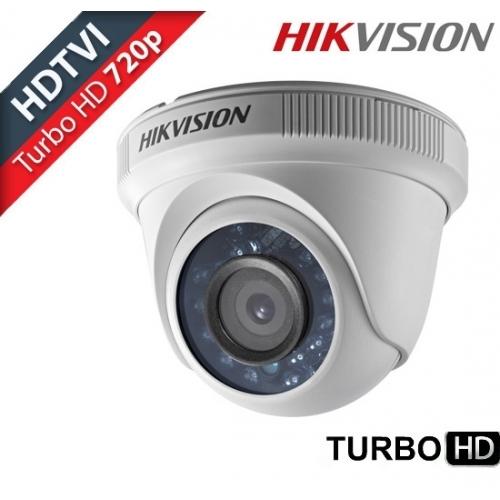 Κάμερα HIKVISION Dome HDTVI 720p DS-2CE56C0T-IR 2.8
