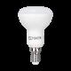 ΛΑΜΠTHΡΑΣ LED R50 50SMD3014 5,5W E14 230V WARM WHITE