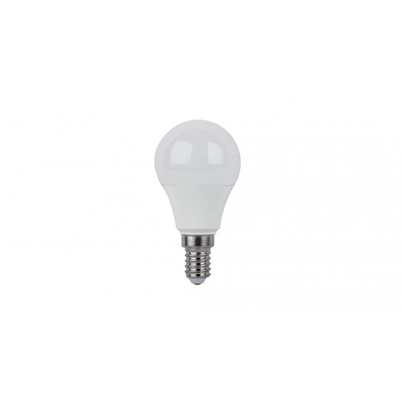 ΛΑΜΠTHΡΑΣ LED GLOBE G45 6W E14 230V WARM WHITE