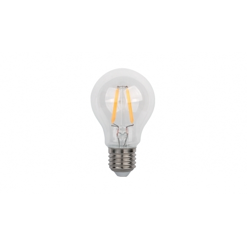 ΛΑΜΠTHΡΑΣ LED A60 FILAMENT 4W E27 230V 2700K WARM WHITE