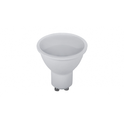 ΛΑΜΠTHΡΑΣ LED SMD2835 6W 120° GU10 230V WARM WHITE DIMMABLE