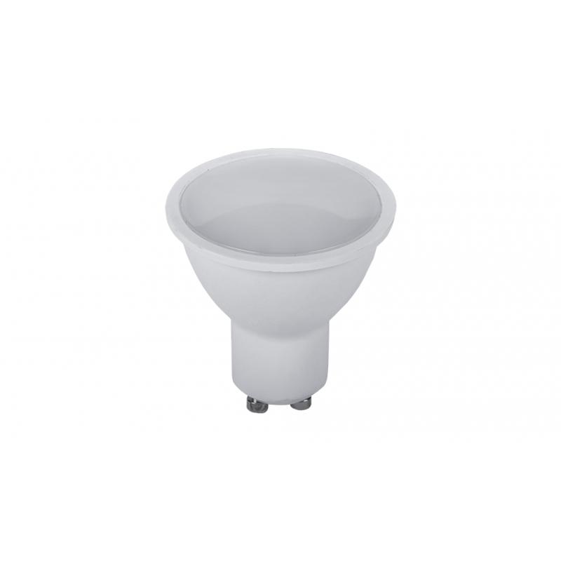 ΛΑΜΠTHΡΑΣ LED SMD2835 6W 120° GU10 230V WARM WHITE DIMMABLE