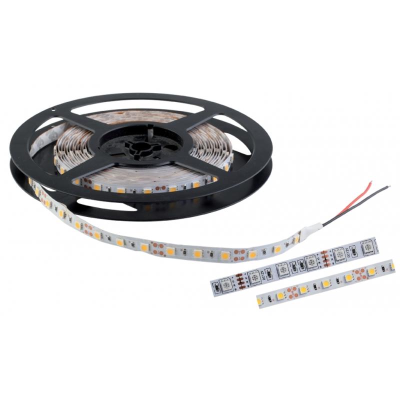 ΤΑΙΝΙΑ LED 14,4W 12V/DC IP20 60pcs/1m YELLOW