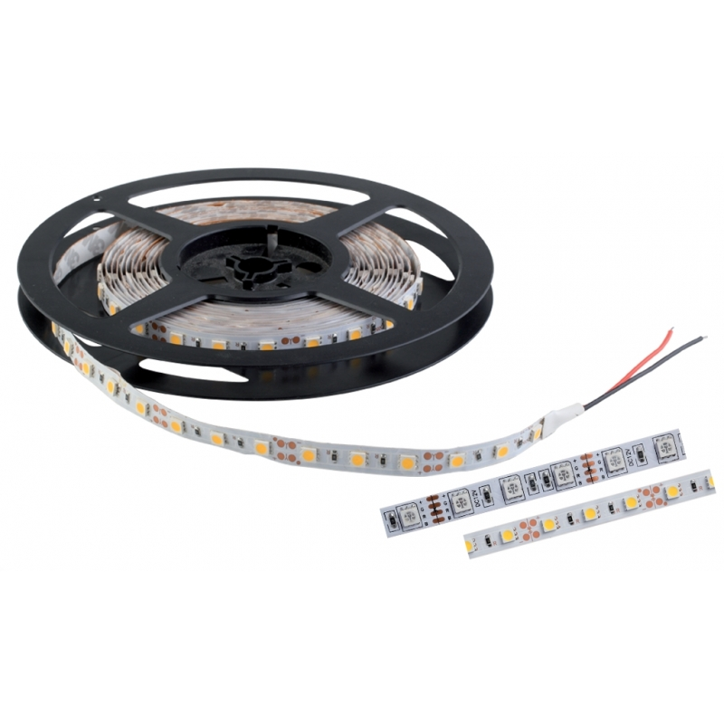 LED300 5050 12V/DC IP20 60pcs/1m RGB