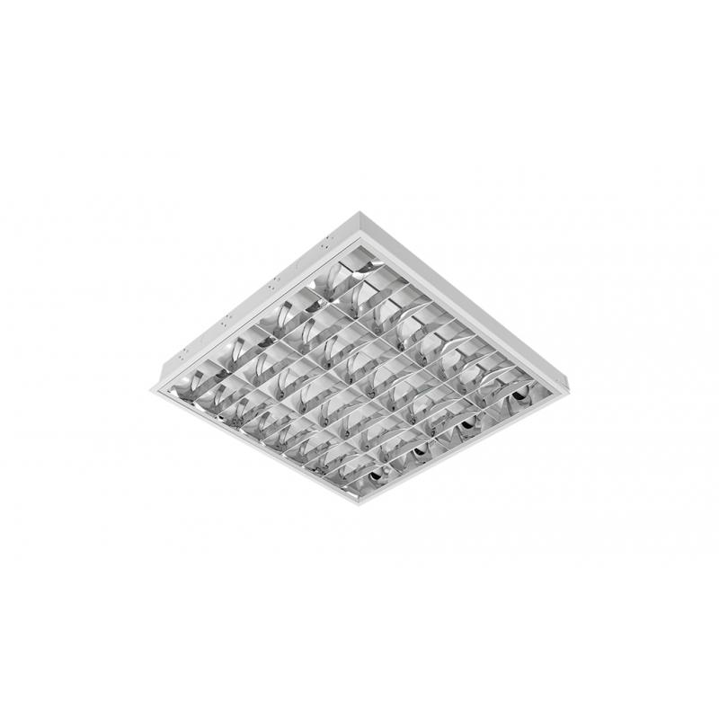 ΦΩΤΙΣΤΙΚΟ ΤΥΠΟΥ ΦΘΟΡΙΟΥ ΧΩΝΕΥΤΟ ΜΕ ΛΑΜΠΤΗΡΕΣ LED(600mm) 4X10W 4000K