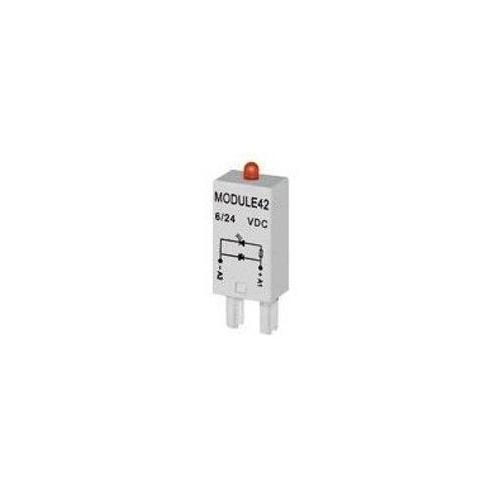 LED ΓΙΑ ΡΕΛΕ 6-24V AC/DC ML024 / MODULE 62 C
