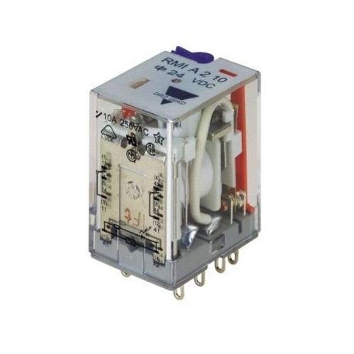 ΜΙΚ/ΡΕΛΕ ΤΕΤΡ.8ρ RMIA210 115VAC+LED