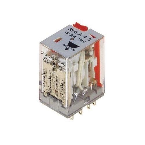 ΜΙΚ/ΡΕΛΕ 14ρ RMIA45 24VDC+LED