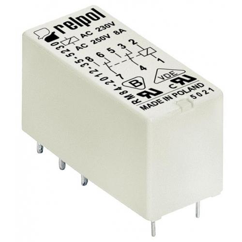 ΜΙΚ/ΡΕΛΕ PCB 2Ρ LCA002 / RM84 24VDC