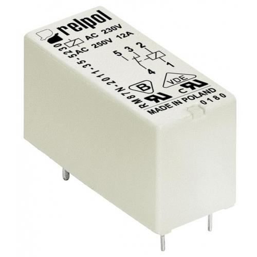 ΜΙΚ/ΡΕΛΕ PCB 1Ρ LCA001 / RM87N 12VDC