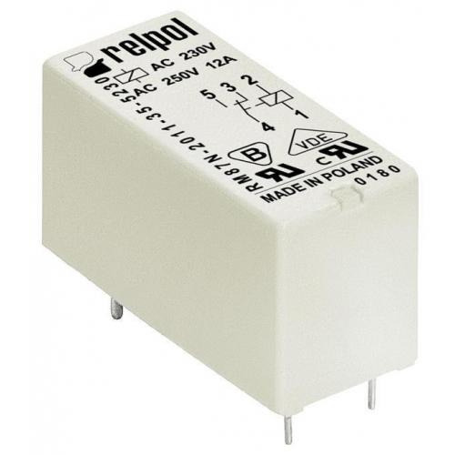 ΜΙΚ/ΡΕΛΕ PCB 1Ρ LCA001 / RM87N 12VAC